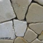 Otoczaki z piaskowca beżowego