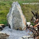Mokry kamień serycyt