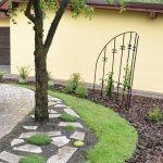 Miejsce wypoczynku w ogrodzie