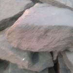 Bryły z czerwonego piaskowca