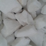 Białe kruszywo