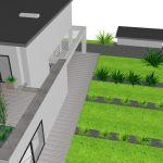 Symetria w projekcie ogrodu