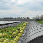 Membrana EPDM pod zielony dach