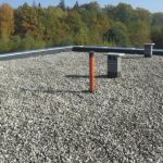 EPDM - montaż balastowy
