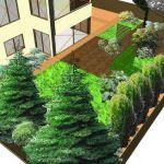 Projekt ogrodu przy domu