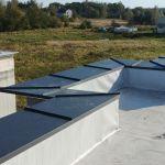 Kompleksowe prace na dachu